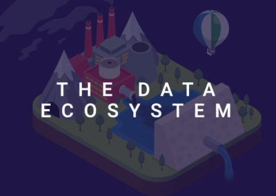 Clean Data Ecosystem (Infographic)